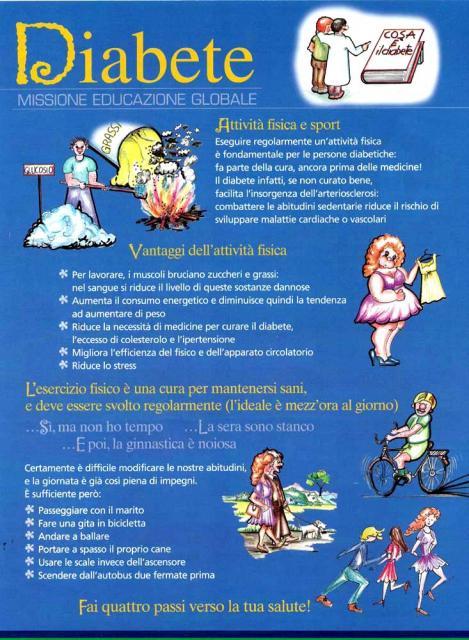 Consigli utili contro il diabete